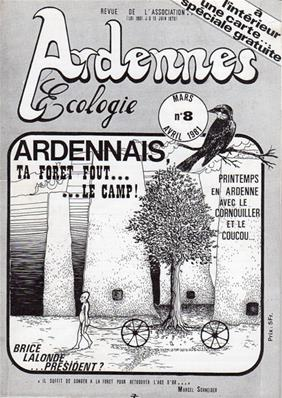 Ardennes Ecologie N° 8